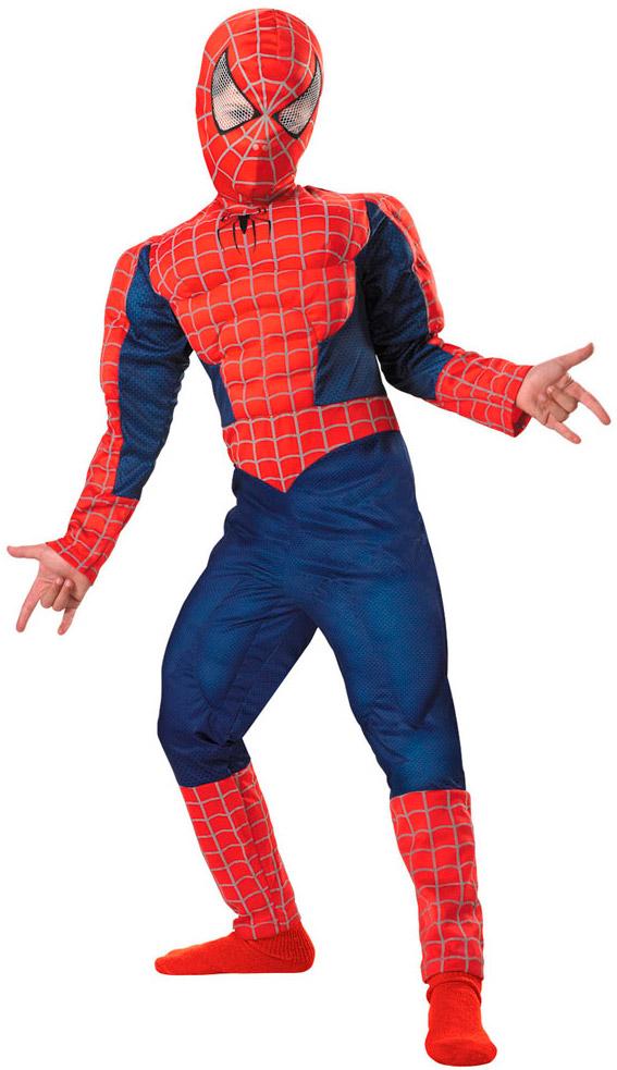 Детские костюм человека паука